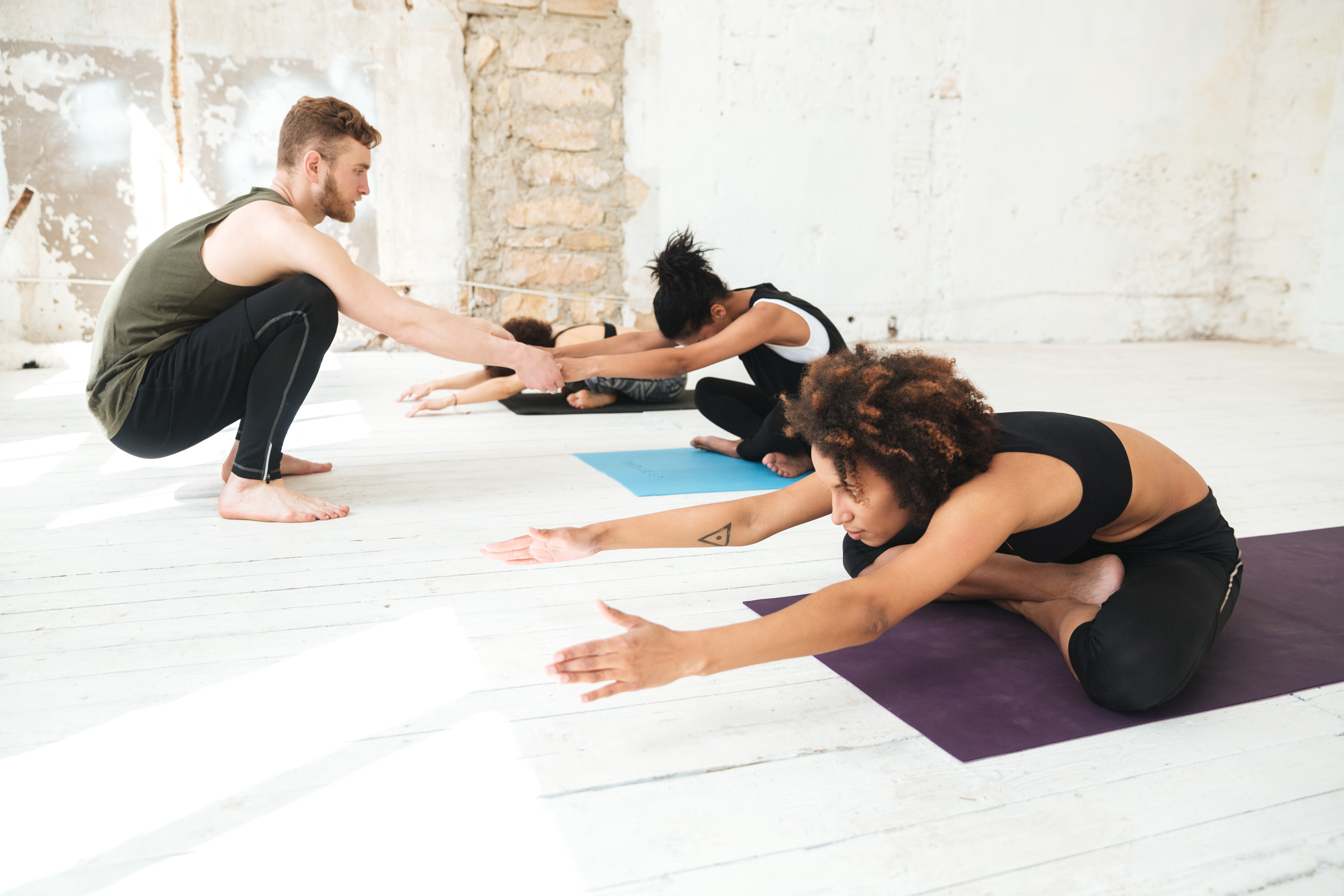 coach sportif - Stretching & mobilite - HERBLAY(Val d'Oise)